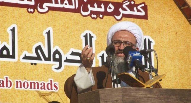 سوریه مرز اعتقادی مقاومت جهان اسلام در برابر استکبار است