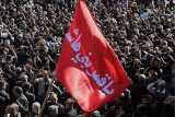 تجمع عزاداران حسینی در اهواز برگزار شد