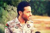 مجاهدی دیگر از خوزستان به جمع شهدای حرم پیوست