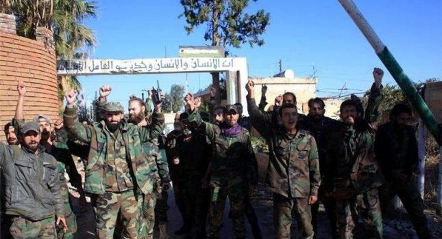 رسانههای غربی و عربی چگونه با پیروزیهای ارتش سوریه برخورد میکنند؟