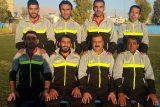 در تیم فوتبال ملی حفاری اهواز از جوانان شده و به آینده این تیم خوش بین هستم