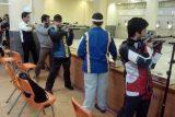 مرحله دوم مسابقات لیگ برتر تیراندازی مردان خوزستان برگزار شد