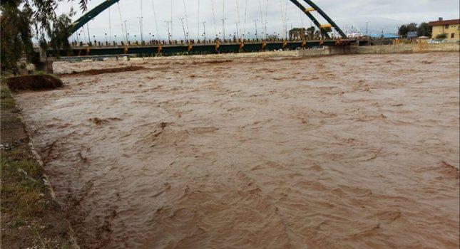 اعزام تیمهای واکنش سریع به «رفیع» در پی احتمال سیلابی شدن شهر