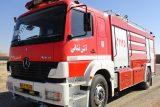 ۴ زخمی در انفجار شدید گاز در اهواز