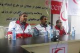 ۸۰ هزار داوطلب عضو جمعیت هلال احمر خوزستان هستند
