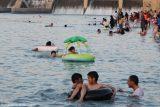 محبوب ترین تفرجگاه ساحلی دزفول بازگشایی شد/کار بازسازی پارک رعنا تا یک ماه دیگر به اتمام خواهد رسید