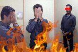تسخیر شده جن ها در آبادان، دوباره آتش افروزی کرد