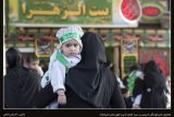 آئین شیرخوارگان حسینی در بیت الزهرا اندیمشک برگزار میشود