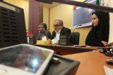 گزارش تصویری نشست خبری فرماندار اهواز به مناسبت دهه فجر با اصحاب رسانه خوزستان
