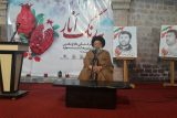 تا زمانی که پشتوانه های بزرگی همچون شهدا داریم، هیچ گزندی انقلاب اسلامی را تهدید نمیکند