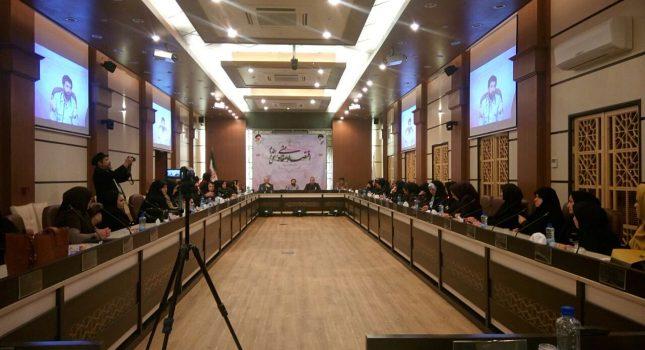 گزارش تصویری جلسه بانوان فعال در زمینه تولیدی و اقتصادی با حضور استاندار خوزستان