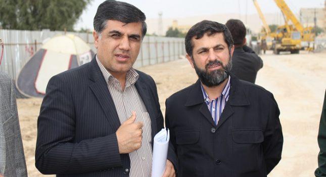 استاندار خوزستان از پروژه زیرگذر شهرستان شوشتر بازدید کرد+تصاویر