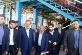 کارخانه تولید روغن در دزفول راه اندازی شد