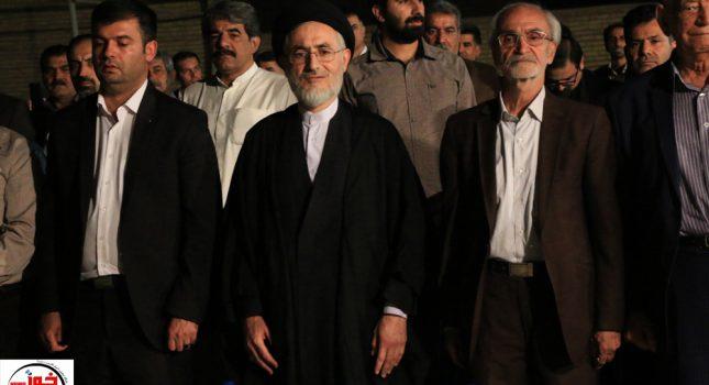 گزارش تصویری افتتاح ستاد مرکزی اصولگرایان معتدل حامی دکتر روحانی در اهواز