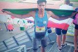 کسب مقام اول علیرضا خالدی دونده خرمشهری در مسابقات دانش آموزی جهان