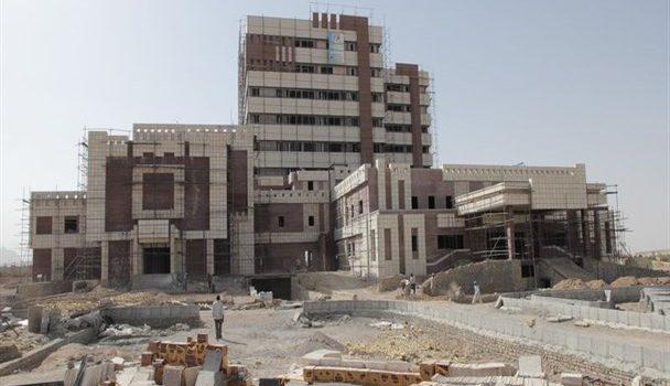 بیمارستان بزرگ ۴۰۰ تختخوابی دزفول بزرگترین بیمارستان شمال استان است
