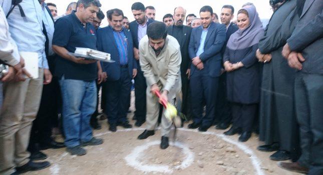 عملیات اجرایی فاز اول طرح جامع آبرسانی به شهرها و روستاهای جنوب شرق خوزستان آغاز شد