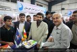 نمایشگاه دستاوردهای هفته دولت بصورت عملکردی برگزار شد