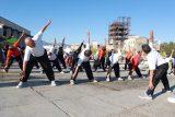 ۷میزبانی کشوری،۴همایش پیاده روی و۲۰کلاس آموزش مربیگری در خوزستان