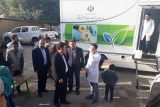 از برگزاری برنامه اردوی جهادی ارئه خدمات دندانپزشکی در منطقه کریشان خبر داد
