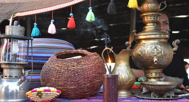 گزارش تصویری از سومین جشنواره غذای خیریه در اندیمشک