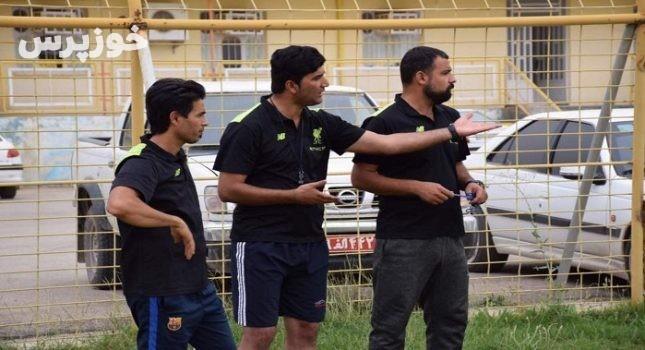 تیم فوتبال امید نفت امیدیه با قهرمانی در لیگ مناطق به لیگ دسته یک کشور صعود کرد