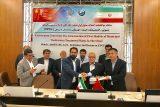 موافقتنامه طرح احداث ۵ تصفیه خانه های جدید فاضلاب مبادله شد
