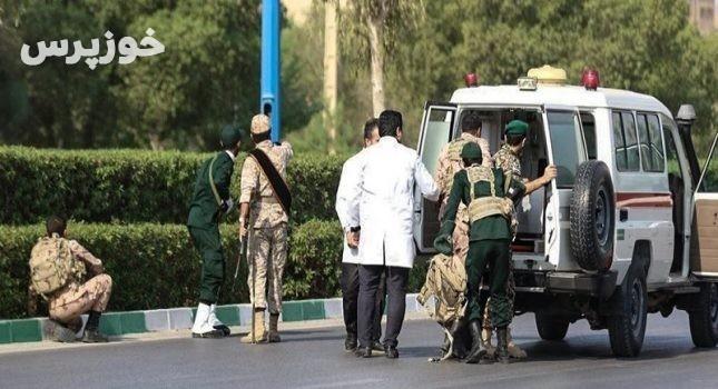 ۱۲نفر در حمله تروریستی در اهواز شهید شدند
