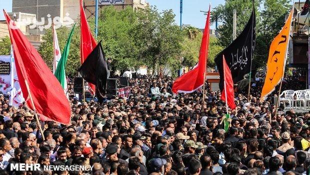 نماینده ولی فقیه و استاندار خوزستان پیام تقدیری صادر کردند