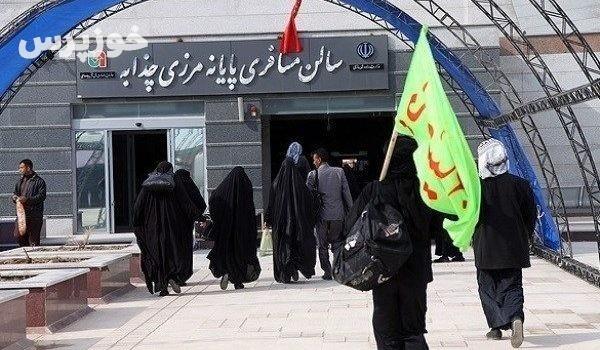 امنیت پایدار تجاری در مرزهای خوزستان/ آمادگی کامل گمرک در اربعین