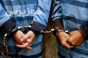 عاملان انتشار فیلم مستهجن در شوشتر دستگیر شدند
