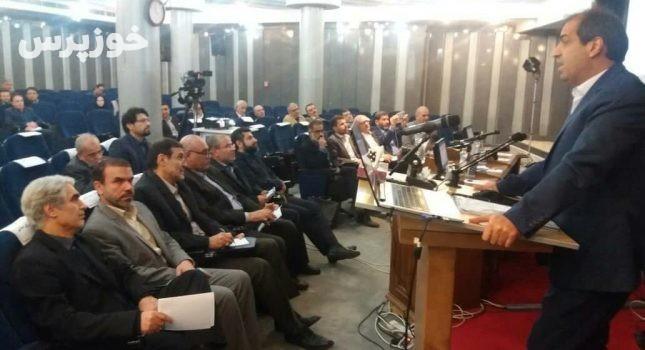 همایش بررسی سد گتوند در استان خوزستان برگزار می شود/وجود بیش از ٣٠ میلیون تن نمک در پشت سد/تهدید برای جلگه خوزستان