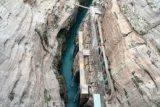 رودخانه دز نویدبخش شور و حیات در شمال استان خوزستان و اندیمشک