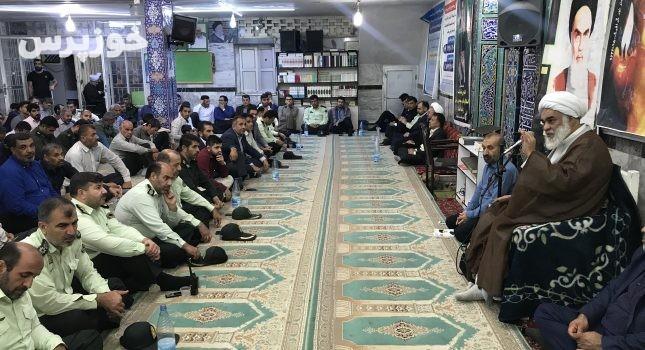 گزارش تصویری مراسم سالروز ارتحال امام خمینی و سالروز حماسه ١۵ خرداد در شوشتر