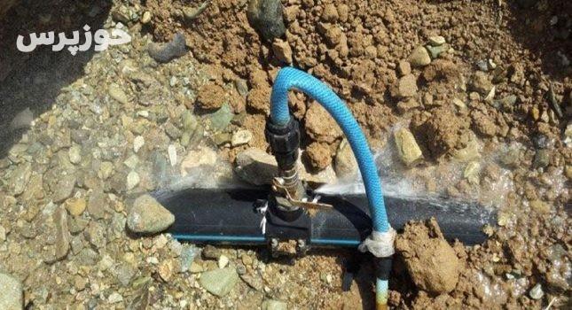 استفاده کنندگان غیرمجاز آب به ادارات آبفا خوزستان مراجعه کنند / فرصت قابل تمدید نیست