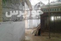 اجرای فاز دوم طرح عمرانی بقعه متبرکه سیدمحمد بازار شوشتر آغاز شد+تصویر