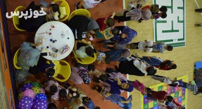 گزارش تصویری جشنواره صلح و کودک اندیمشک