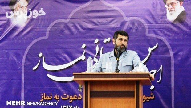 نیروهای مسلح زینت ایران اسلامی هستند
