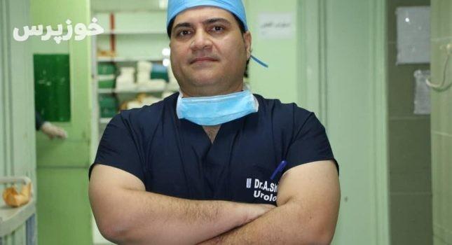 انجام عمل جراحی نادر مجاری ادراری در شوشتر