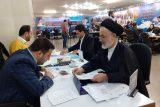 ثبت نام سید محمد سادات ابراهیمی از حوزه انتخابیه شوشتر و گتوند