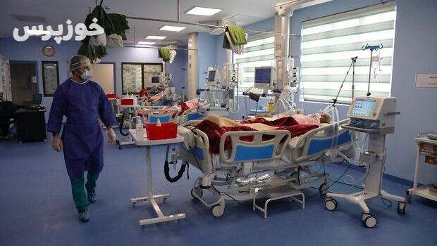 خوزستان اولین شهید مدافع سلامت را تقدیم کرد
