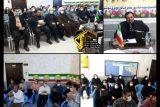 مراسم ولادت حضرت زهرا(س) و پیروزی شکوهمند انقلاب اسلامی در توزیع برق شهرستان شوشتر برگزار شد