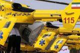 نجات جان مادر باردار و انتقال از اندیمشک به اهواز با بالگرد اورژانس ۱۱۵