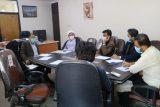 جلسه پیشگیری از تخلفات انتخابات، با حضور اصحاب رسانه اندیکا