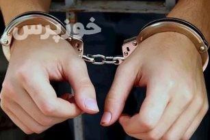 دستگیری ۵ نفر و کشف و ضبط ۵ سلاح شکاری و جنگی در ایذه