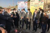 عملیات اجرایی خط انتقال آب نفتک – ریل وی مسجدسلیمان آغاز شد