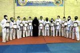 برگزاری رقابت های انتخابی کاراته بزرگسالان بانوان در خوزستان