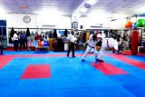 برگزاری رقابت های انتخابی کاراته بزرگسالان آقایان در خوزستان