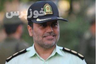 دستگیری سارق 17 فقره موتورسیکلت در مسجدسلیمان