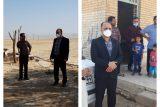 ساخت دو آموزشگاه جدید در روستای ابوطباره و ام الصفایه